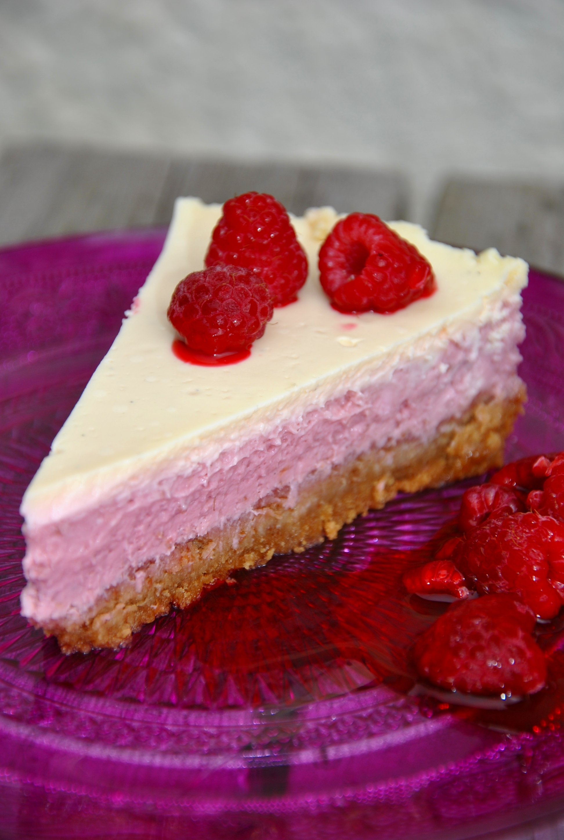 Cheesecake hallon kesella
